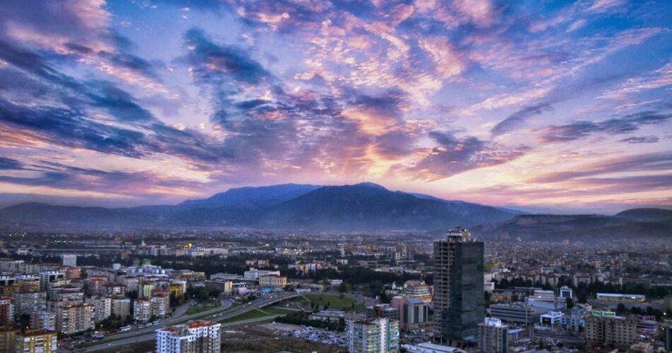 İzmir Belediyesi Havadan Fotoğraf Çekimi