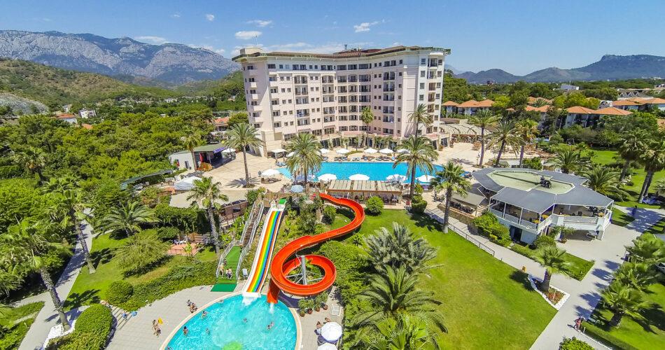 Elize Resort Hotel Drone Çekimi