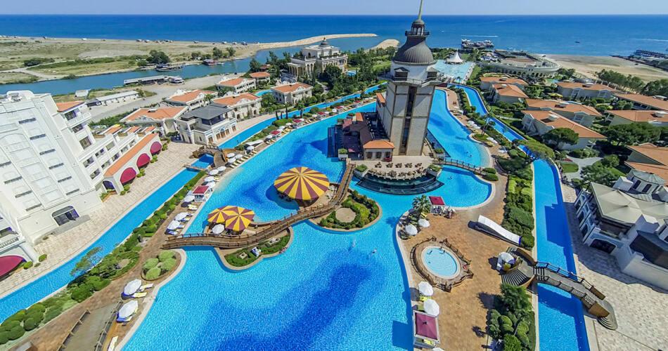 Grand Mardan Hotel Drone Çekimi