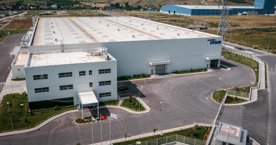 Hyundai Hysco Fabrikası Drone Çekimi