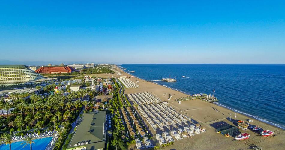 Ramada Lara Hotel Havadan Fotoğraf Çekimi