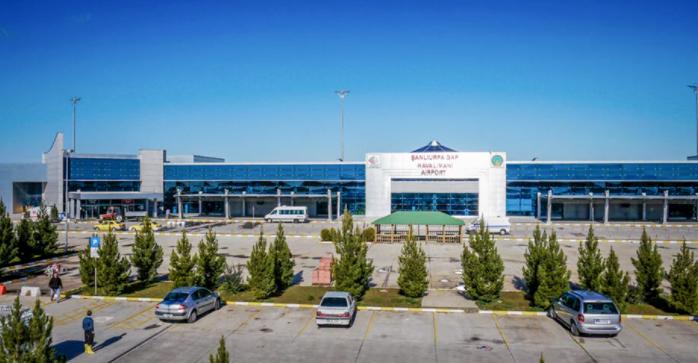 Şanlıurfa Havalimanı Drone Çekimleri -1