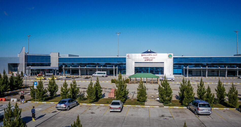 Şanlıurfa Havalimanı Drone Çekimleri 4