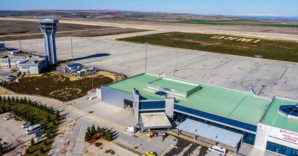 Şanlıurfa Havalimanı Drone Çekimleri