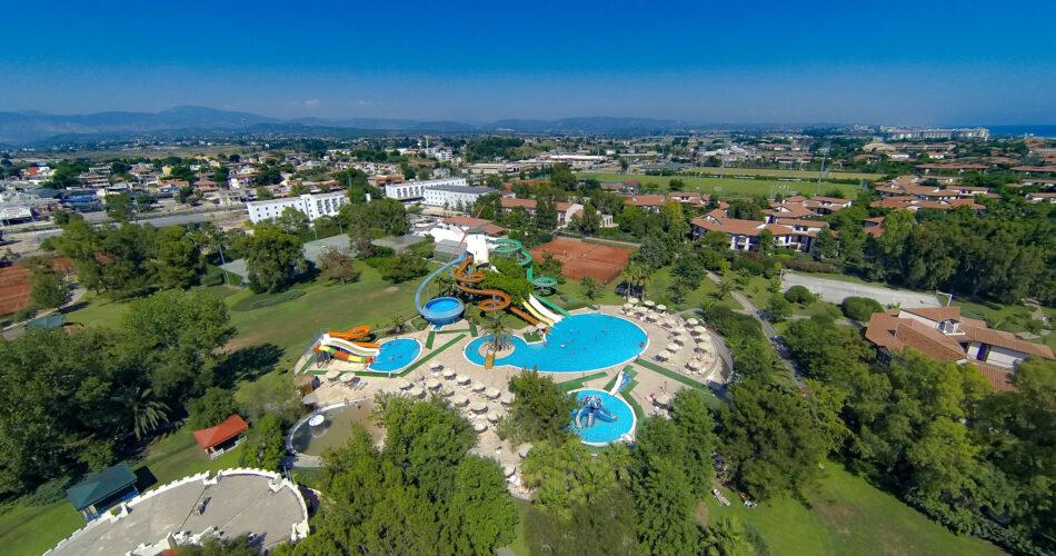 Starlight Club Hotel Drone Çekimi