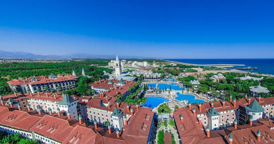 Topkapı Palace Hotel Drone Çekimi