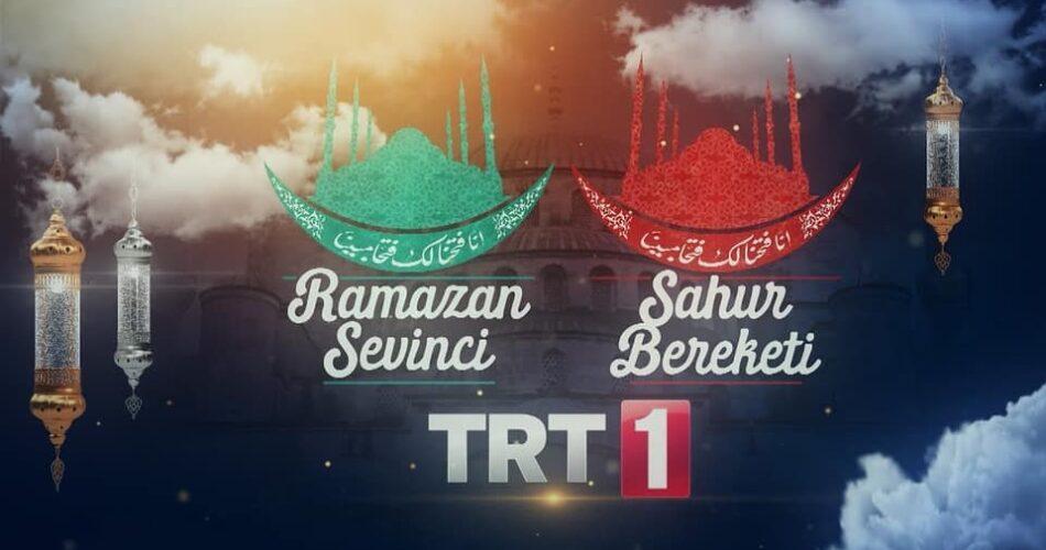Trt Ramazan Programı Drone Çekimi