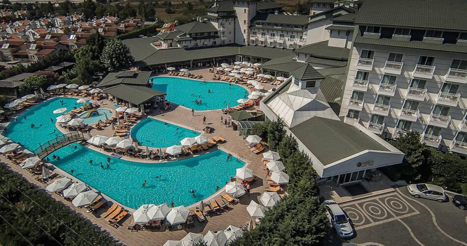Vera Resort Hotel Havadan Çekim