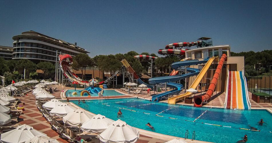 Voyage Resort Hotel Drone Çekimi