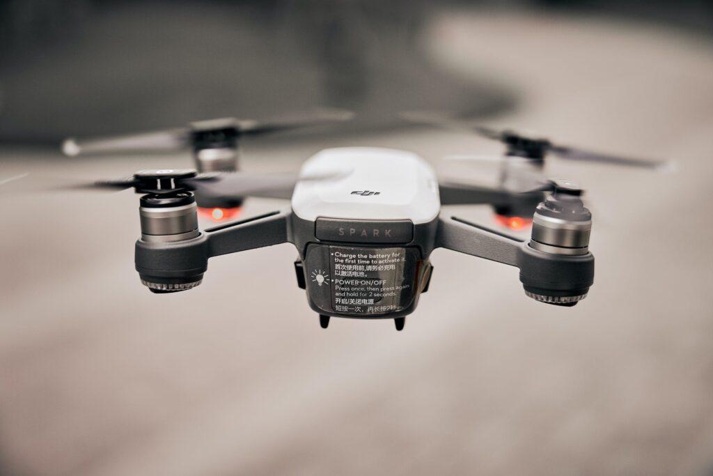 dji spark insansız hava aracı