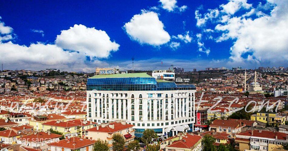 Eser Premium Hotel Drone Çekimi