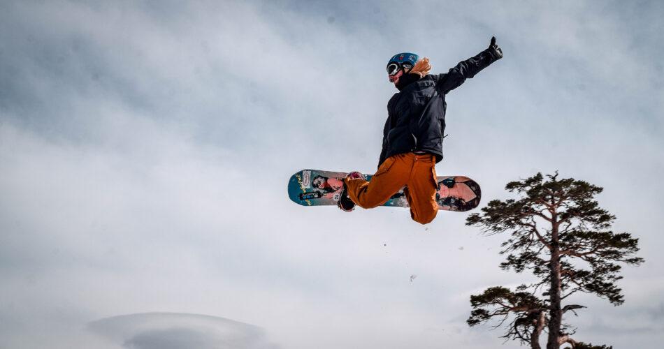 Kartalkaya Snowboard Jam Çekimleri 20