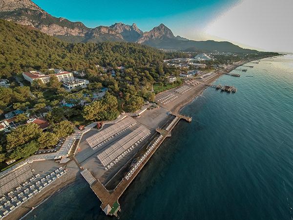 Majesty LaMerArt Resort Hotel Çekimi 4