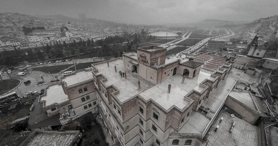 El Ruha Hotel Drone Çekimi 1