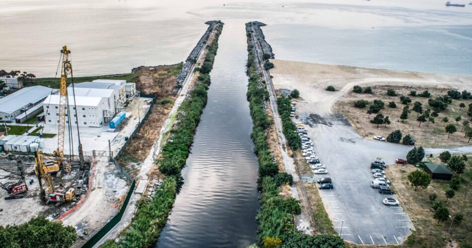 Kanal İstanbul Drone Çekimi 8