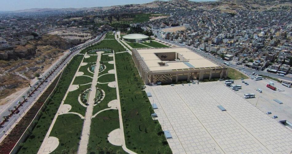 Şanlıurfa Müzesi 3D Drone Çekimi